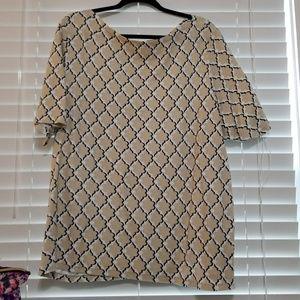 Soft, beautiful Short Sleeve Shirt
